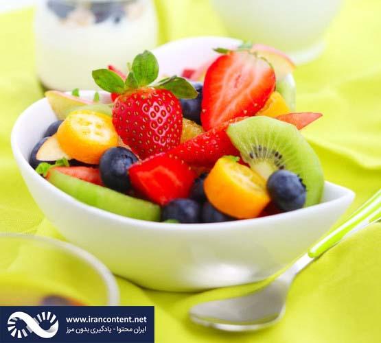 خوردن وعده های غذا عادت غذا خطرناک مضر سلامتی چای سیگار خواب خوابیدن بعد غذا جذب آهن کارشناس تغذیه میوه سبزیجات آب سرد گرم حمام دوش