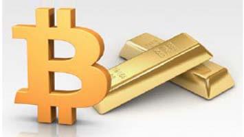 طلا و بیت کوین - ارز های مجازی - ارزش بیت کوین - استخراج بیت کوین