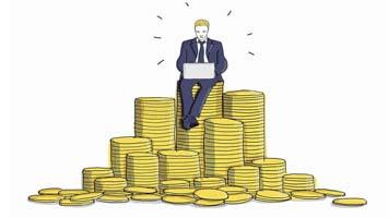 محابسه ارزش خالص هر انسان ساده است. فقط باید بدهی را از ارزش ترکیبی تمامی اموال شخص، کم کنیم. این مطلب دارای ویدیو آموزشی برای محاسبه ارزش خالص خود می باشد.