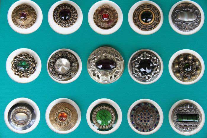 آموزش روش صحیح دوختن دکمه لباس - تاریخ دکمه های جهان