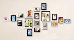 آموزش بهترین و زیبا ترین روش نصب قاب عکس روی دیوار