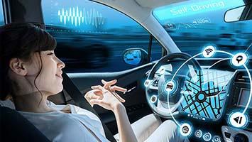 خودروهای خودران و بدوت راننده در آینده ای نزدیک - خودروهای بدون راننده