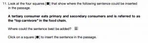 TOEFL iBT questions سوالات تافل iBT