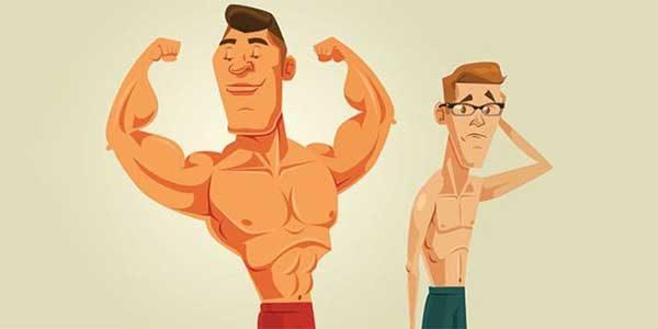 چه چیز باعث رشد عضلانی بدن می شود؟