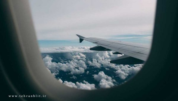 خرید بیلط هواپیما تهران