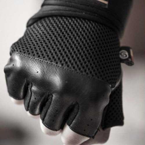 دستکش تمرین با وزنه چمپکس مدل Gear Man