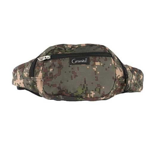 کیف کمری گرانیت مدل Digital Camouflage