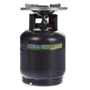 اجاق گاز پیکنیکی شیدا گاز مدل Ramisa-700 حجم 5 کیلوگرم