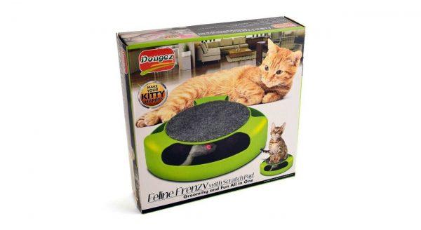 اسباب بازی گربه دوگز مدل Feline Frenzy