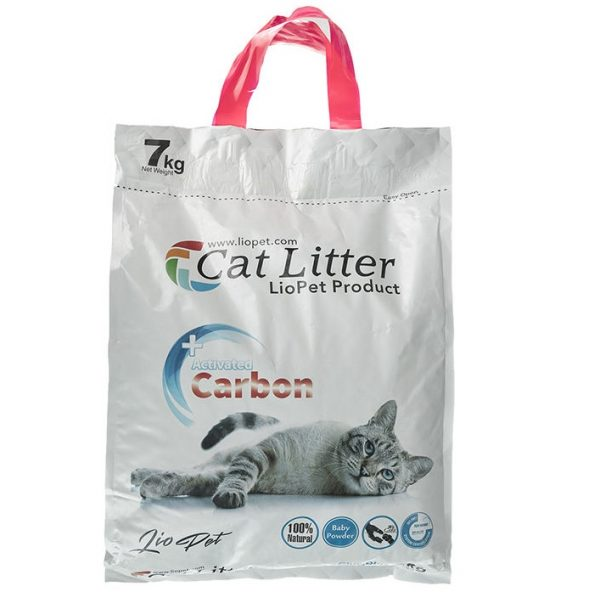 خاک گربه لیو پت مدل Activated Carbon