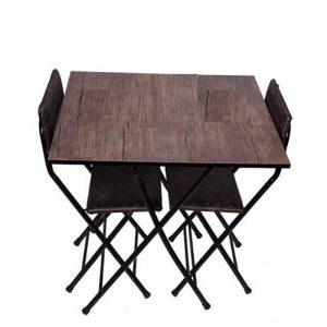 میز غذاخوری تاشو سپهر یاس مدل 1150