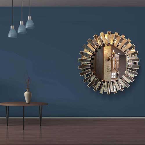 آینه زایگون مدل Z1 طرح خورشیدی