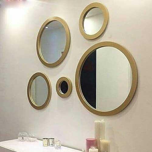 آینه مدل Rooz کد 063 مجموعه 5 عددی