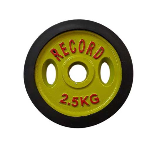 وزنه هالتر خانگی 2.5 کیلویی مدل R2 - دو عددی