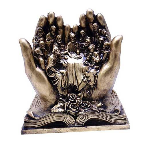 مجسمه ایرسا مدل شام آخر-1