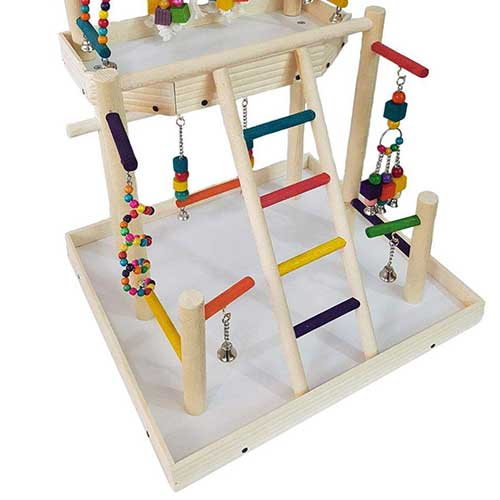 اسباب بازی پرندگان مدل AL203