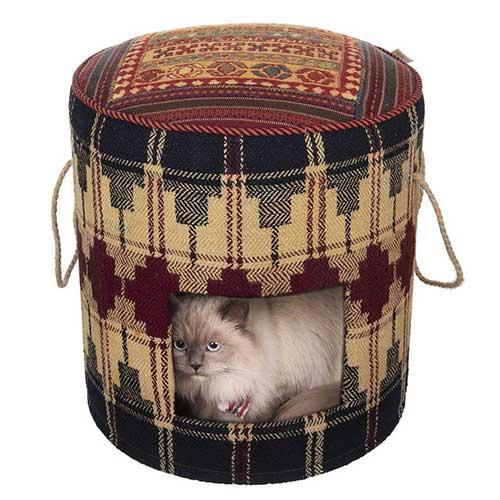 خانه سگ گربه مسترکاپالو مدل HK03CC