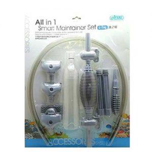 پکیج لوازم نگهداری از آکواریوم ایستا مدل All in one Smart Maintainer Set